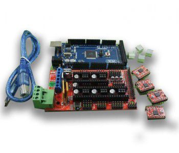 پک کامل کنترلر پرینتر سه بعدی - RAMPS با ورژن 1.4 - RepRap