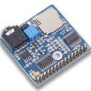 ماژول پخش MP3 دارای آمپلی فایر داخلی ۲ وات